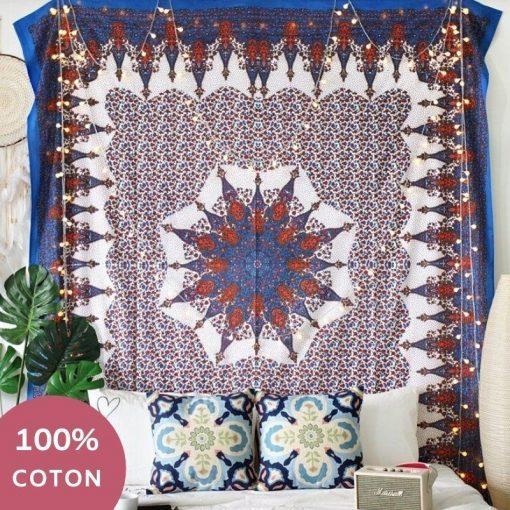Persische Baumwolle Wandbehang