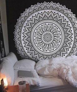 Wandbehang Sonne Vital Mandala